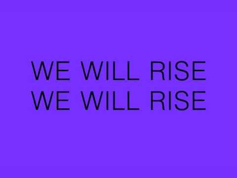 arch enemy we will rise lyrics