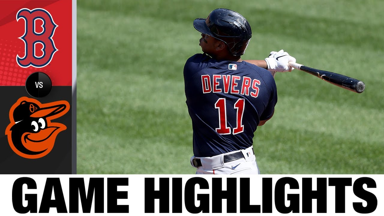 Download Red Sox vs. Orioles Game Highlights (4/8/21)   MLB Highlights