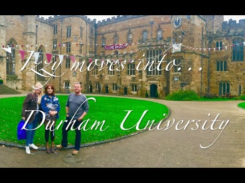 My  Daughter moving into Durham University 2017