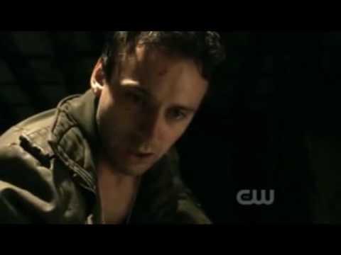 Smallville - 9x03 Rabid - Zod Scene