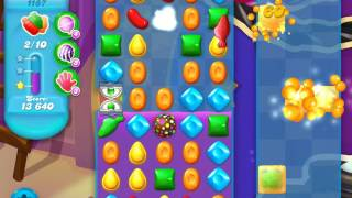 Candy Crush Soda Saga Level 1187 (3 Stars)