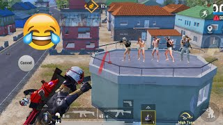 Best Trolling Of Noobs 😂🤣 | PUBG MOBILE FUNNY MOMENTS