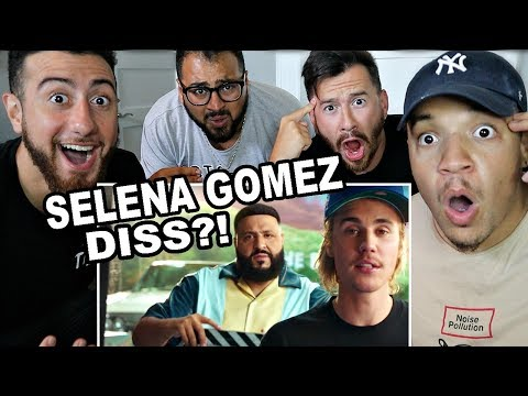 Justin Bieber - No Brainer (Official Video) Ft. DJ Khaled, Chance The Rapper, Quavo (REACTION)
