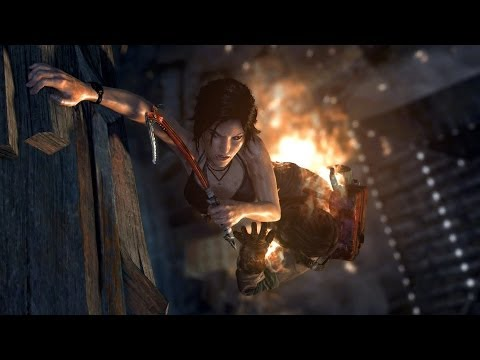 Tomb Raider Definitive Edition - Launch Trailer (PS4/Xbox One)