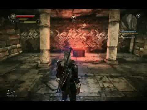 The Witcher 2 Assassins of Kings - Gargoyle Contract ...