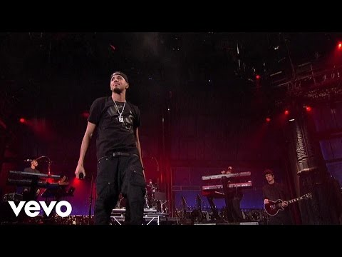 J. Cole - Nobody's Perfect (Live on Letterman)