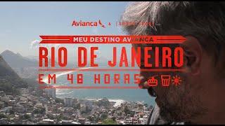 #MeuDestinoAvianca - Rio de Janeiro