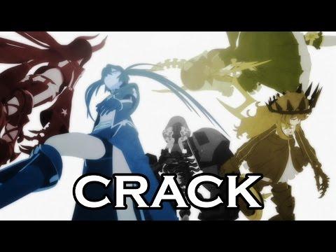 Black Rock Shooter CRACK 1
