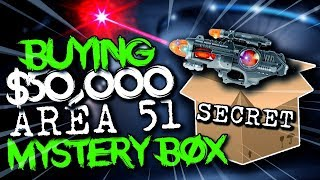 Ordering Mystery Boxes from the DEEP WEB! (creepy)