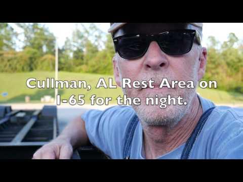 Multi-Drop In Southern Alabama With Maverick Transportation Part IIa Craig Ryan 6-15-17