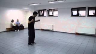 Урок греческого танца