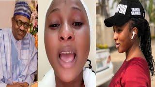 Ganin videon Sadiya kabala ya kusa sanya shugaba Buhari Zubda hawaye