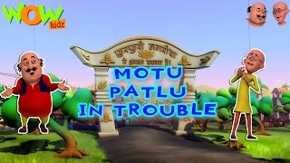 Motu Patlu In Trouble  - Compilation Part 1
