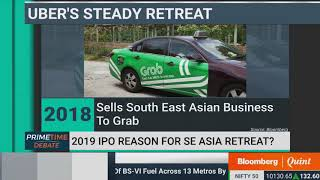 Whats The Reason For Uber To Retreat From Southeast Asia