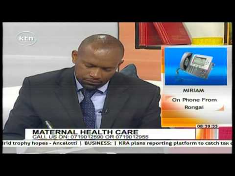 Maternal health care :Post-natal care