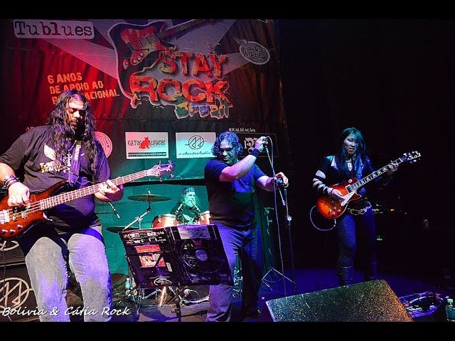 Live at Stay Rock Brasil - 6 years Aniversary Show.