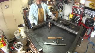 Build A Welding Table 2015 Part 2