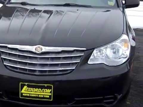 2007 Chrysler Sebring Touring Sedan