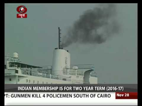 India re-elected as member of Intl Maritime Council