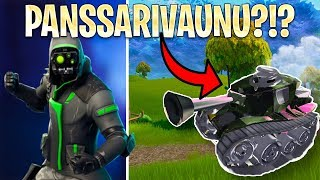 NEW SKINS & TANK!?! -FORTNITE NEWS