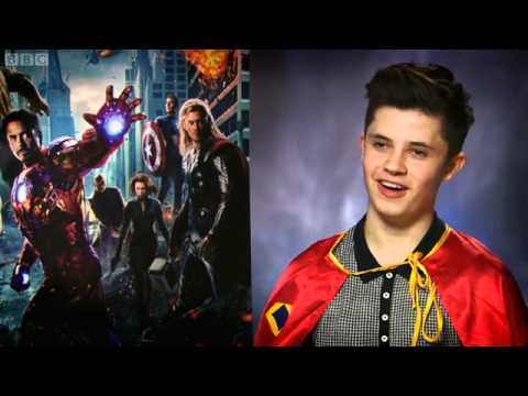 Cast of the Avengers interview with Friday Download