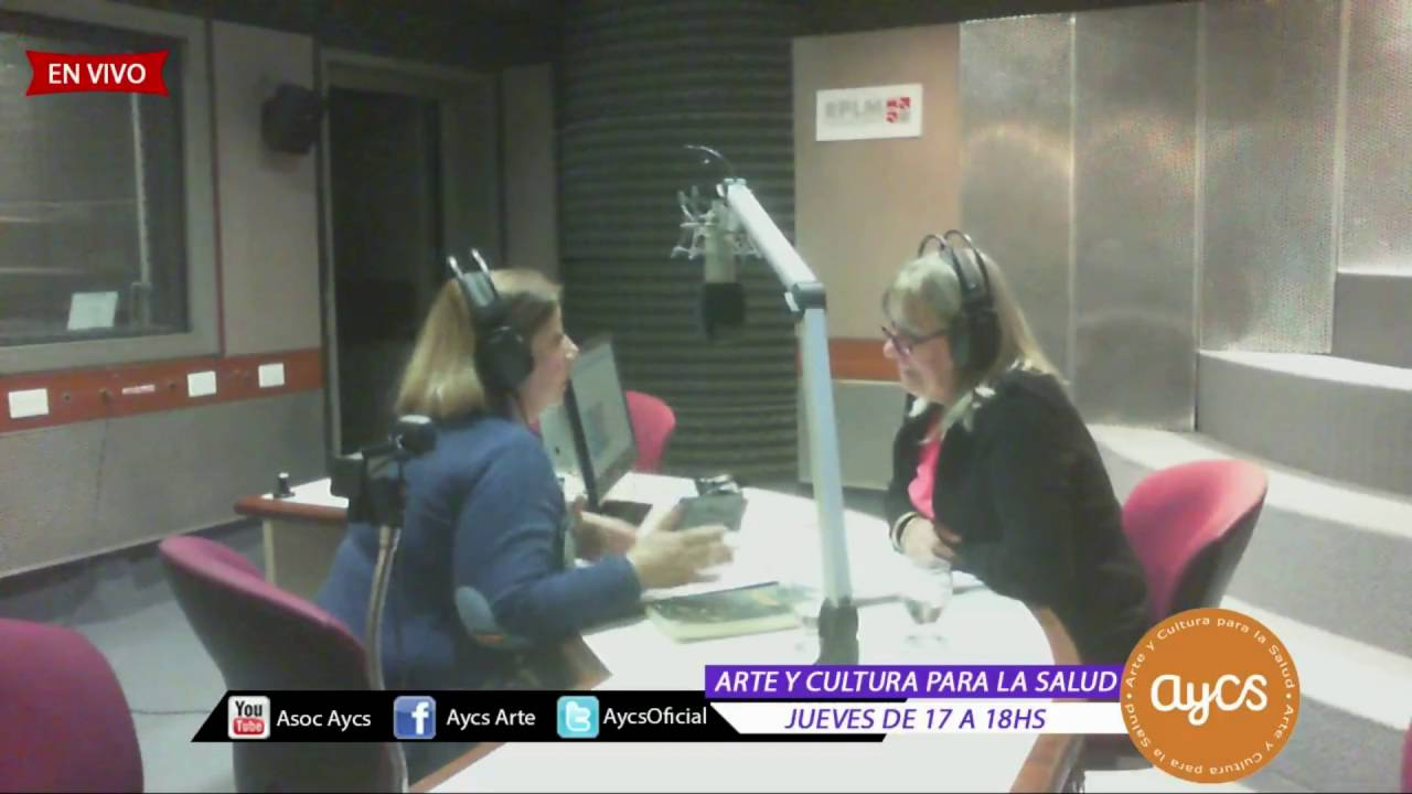 AyCS - Lic. Graciela Caprio - parte 3 - 12.05.16