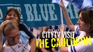 CITYTV IN BLUE HELL | We Visit The Cauldron at Sporting Park