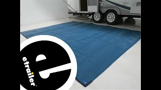 Camco Reversible RV Leisure Mat Review - etrailer.com
