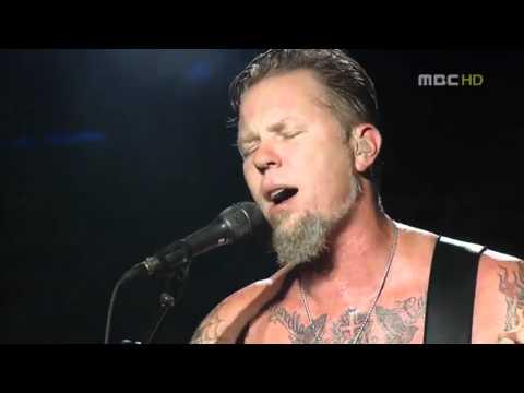 The Unforgiven [HD] - METALLICA (James was sick but Metallica played!)