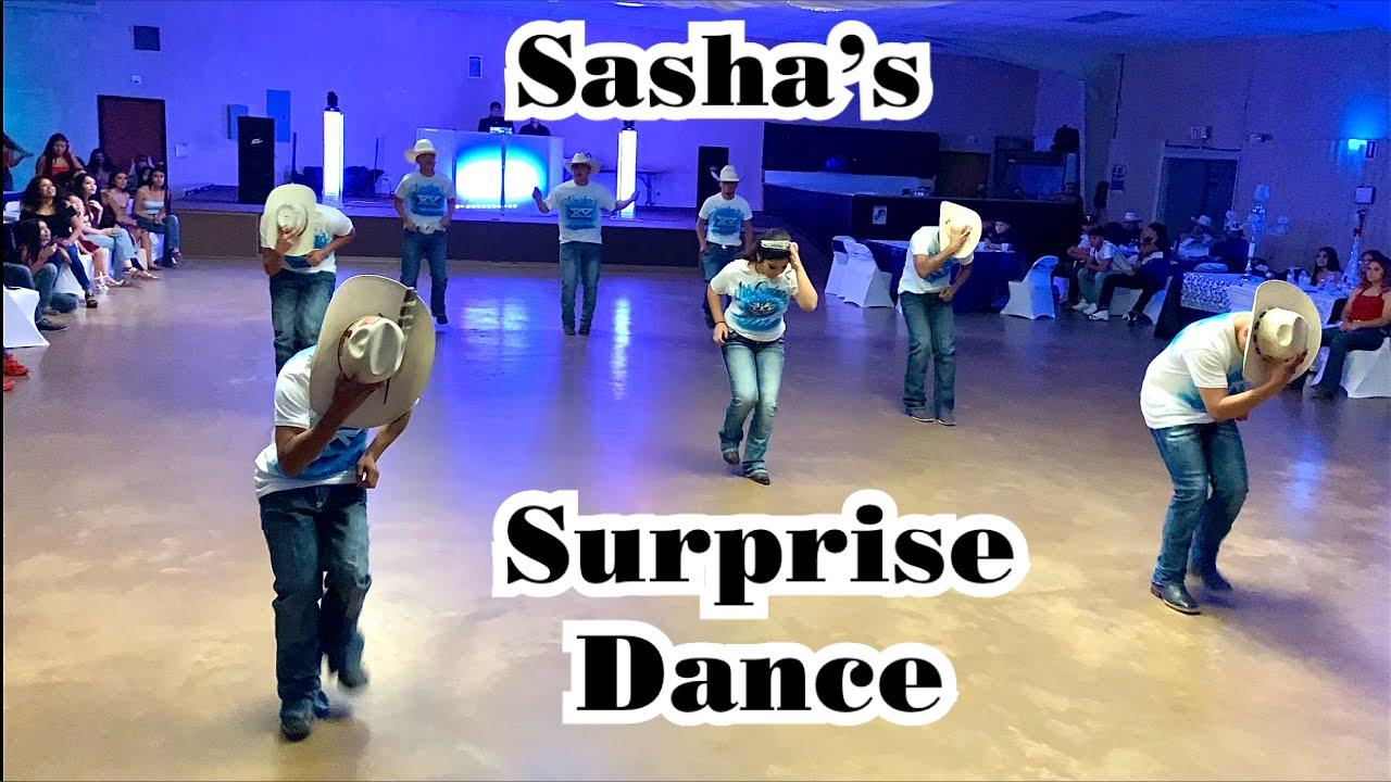 Sasha's Quinceanera Surprise Dance/Baile Sorpresa 2020 (Bachata, Merengue, Cumbia Wepa, Huapango)