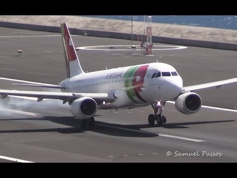 Turbulent WINDS    Hectic Busy Morning    Go-Arounds    Madeira