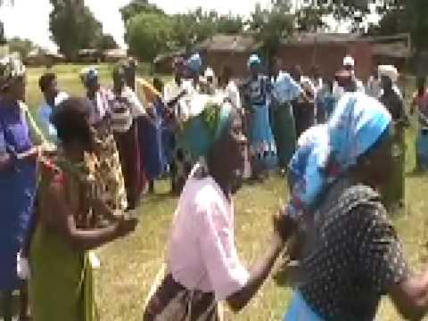 Spontaneous Dancing Women in Malawi