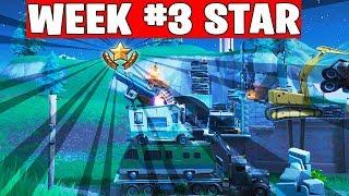 FORTNITE SEASON 9 WEEK 3 SECRET LOADING SCREEN BATTLESTAR LOCATION GUIDE - (fortnite battle royale)
