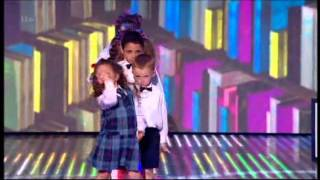 PRE SKOOL - BRITAIN'S GOT TALENT 2013 SEMI FINAL PERFORMANCE