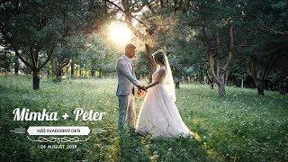 Mimka a Peter - Svadobný videoklip