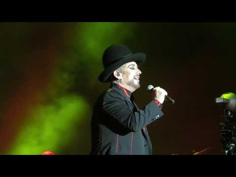 Boy George & Culture Club - You Can't Always Get What You Want - live in Israel 07.11.17 Mp3