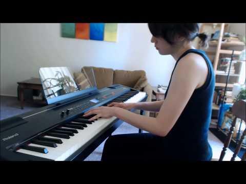 Avril 14th - Aphex Twin (piano cover)