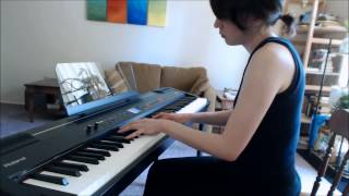 Avril 14th - Aphex Twin (piano cover)