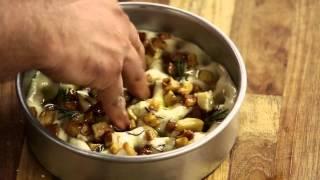 Hi Tea | Potato And Rosemary Focaccia Recipe | Chef Ajay Chopra | Snacks Recipes