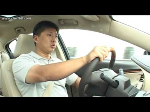 Review of Buick New Lacrosse 3.0 From Shanghai General Motors 上海通用別克新君越3.0測試