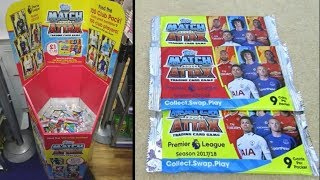 Video HERO BIN SEARCH #2 | Opening 3 Match Attax 17/18 Premier League Packs | 100 CLUB & LIMITED EDITION download MP3, 3GP, MP4, WEBM, AVI, FLV April 2018