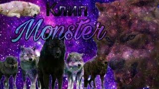 🔥 Клип на +2к🔥 Волки ★Monster★ Ч.О.!❤