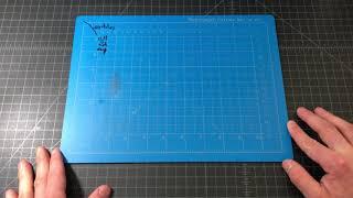 Dahle Cutting Mat Reטiew (How do self-healing mats work?)