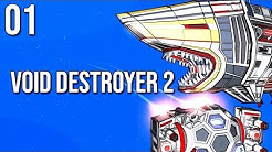 Let's Play VOID DESTROYER 2 Gameplay PC Part 1 (M&B-like Space Sandbox)