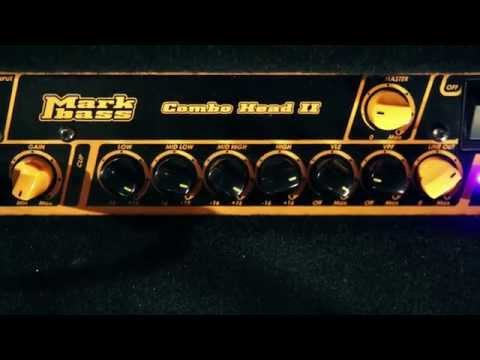 Markbass Mini CMD 121P Bass Combo Amp Demo