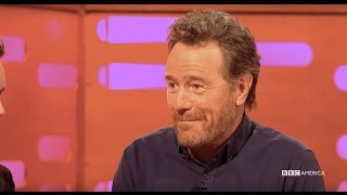 Bryan Cranston Can Marry You - The Graham Norton Show