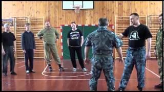 Удары . Система русского боевого искусства . Русский стиль рукопашного боя .