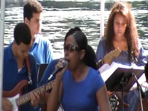 Clave Azul_@ Harlem Lake