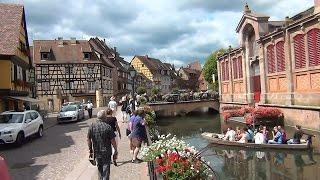 France Alsace Colmar juli 2015