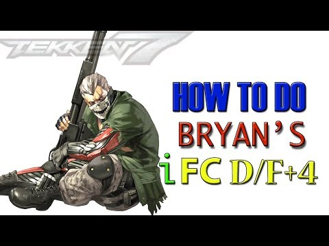 How to do Bryan's iFC D/F+4   T7